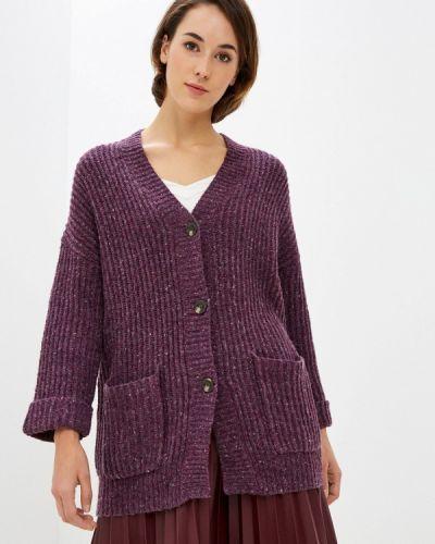 Фиолетовый кардиган Rodier