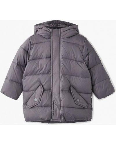 Серая куртка United Colors Of Benetton