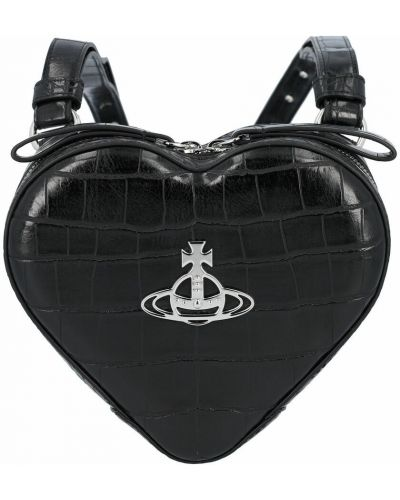Czarna torebka Vivienne Westwood