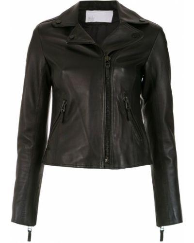 Черная куртка на молнии Nk