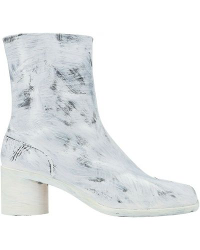 Ankle boots - białe Maison Margiela