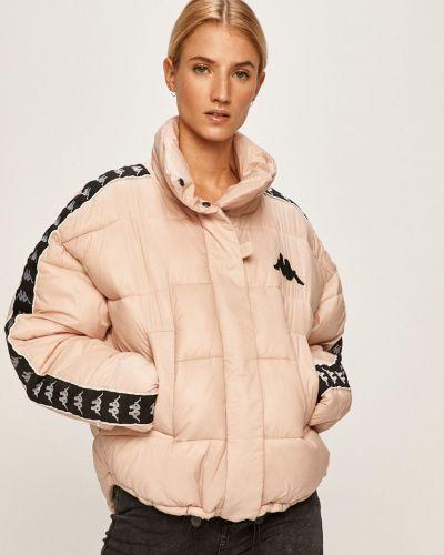 Куртка с капюшоном стеганая укороченная Kappa