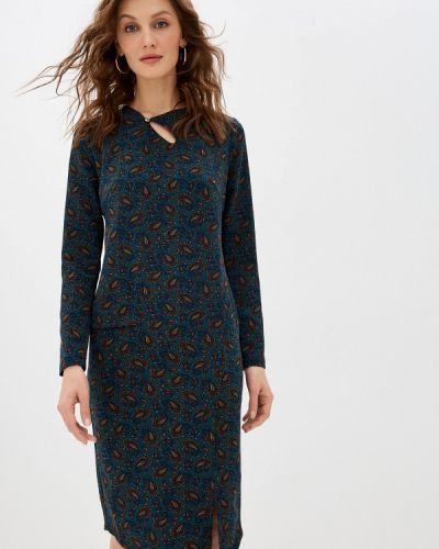 Платье - зеленое Adzhedo