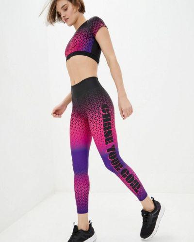 Спортивный костюм для фитнеса - розовый Go Fitness