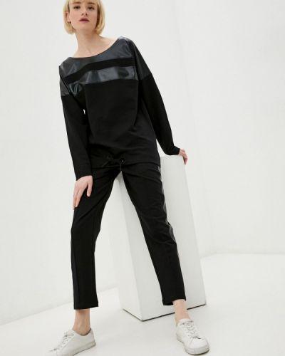 Костюмный черный спортивный костюм Ko'msi
