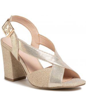 Sandały eleganckie Menbur