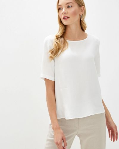 Блузка с коротким рукавом белая турецкий Gerry Weber