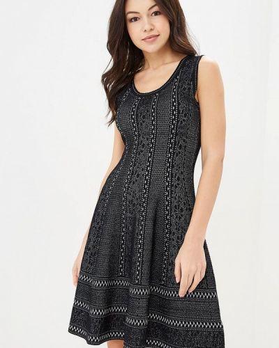 Черное платье Rodier