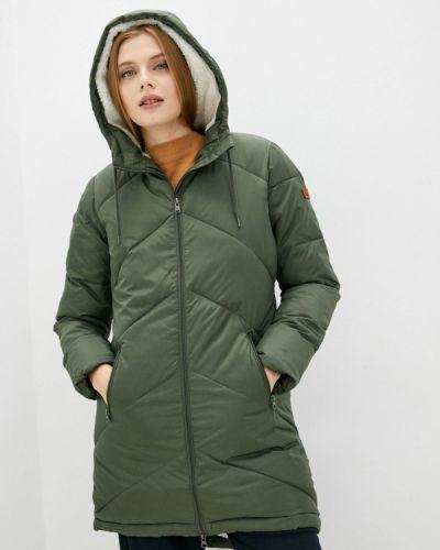 Утепленная куртка - зеленая Roxy