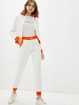 Спортивный оранжевый спортивный костюм Anastasya Barsukova