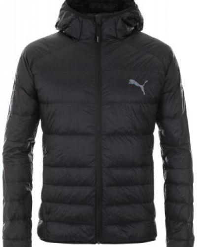 Зимняя куртка с капюшоном спортивная Puma
