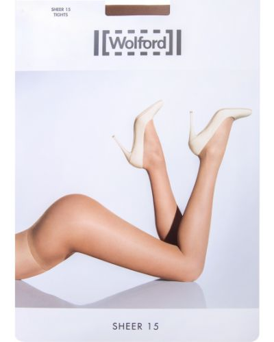 Колготки с блеском с шортиками Wolford
