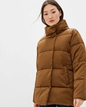 Коричневая куртка Marks & Spencer