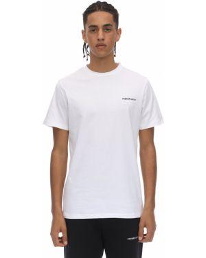 Biały t-shirt bawełniany Premier Amour