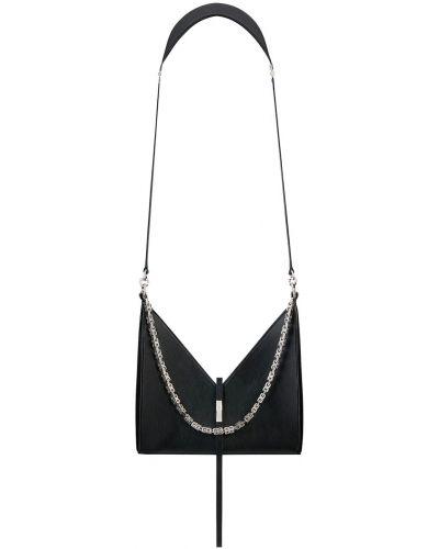 Body skórzany - czarny Givenchy