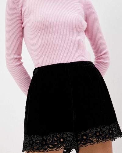 Повседневные шорты - черные Twinset Milano