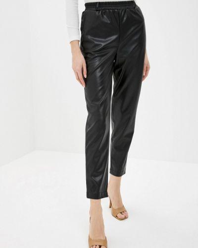 Кожаные черные брюки Irma Dressy