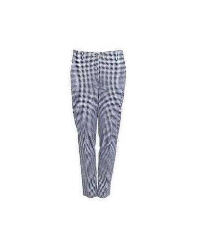 Летние брюки хлопковые повседневные Armani Jeans