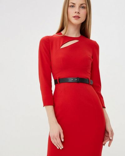 Вечернее платье красный Karen Millen