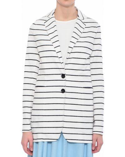 Пиджак белый Patrizia Pepe