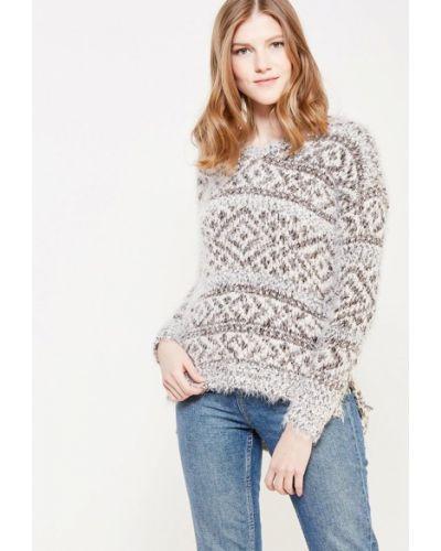 Серый пуловер Colin's