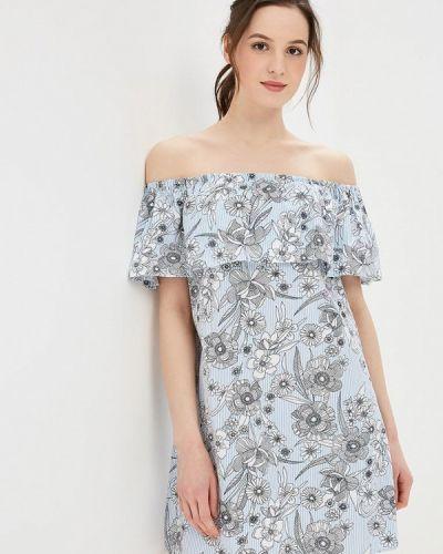 Голубое платье весеннее Dorothy Perkins