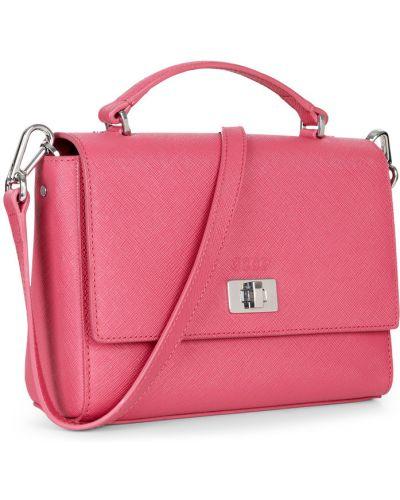 Боди розовый яркий Ecco
