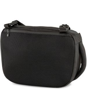 Повседневная черная нейлоновая сумка на плечо с сеткой Puma