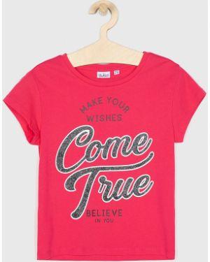 Розовая футболка Blukids