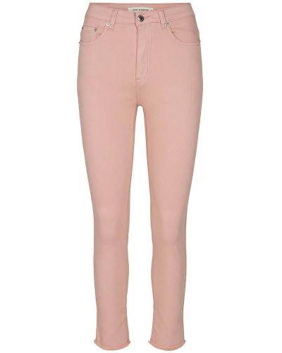 Mom jeans - różowe Sofie Schnoor