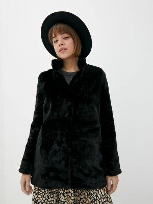 Шуба - черная Vero Moda
