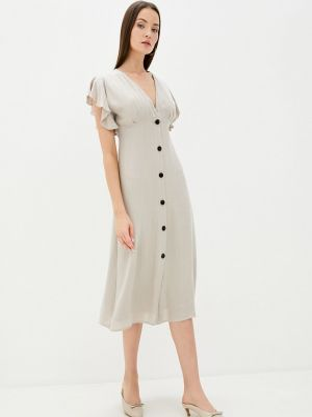 Бежевое платье Sweewe