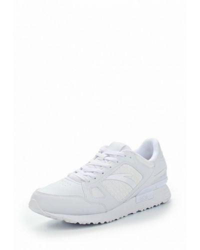 Белые кроссовки Anta