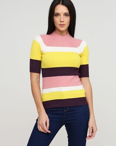 Пуловер в полоску Numph