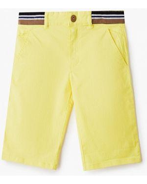 Желтые шорты Catimini