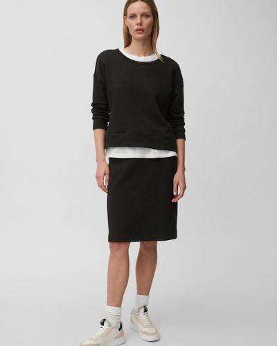 Czarna spódnica bawełniana Marc O Polo