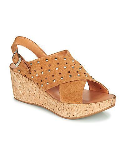 Brązowe sandały Felmini