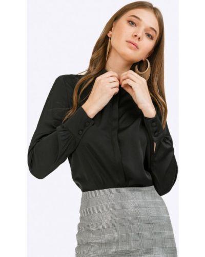 Блузка черная Emka