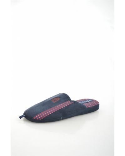 Резиновые тапочки - красные De Fonseca
