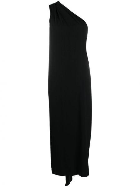 Czarna sukienka bez rękawów Racil