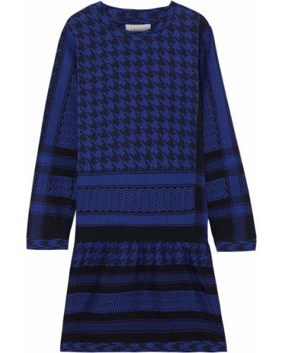 Хлопковое платье мини Cecilie Copenhagen