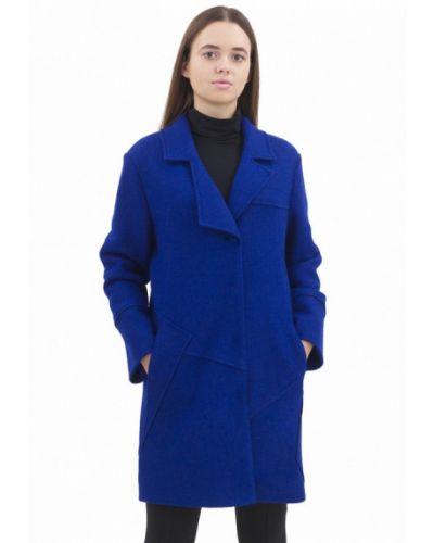 Синее пальто Pavel Yerokin