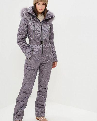 Брючный комбинезон - серый Conso Wear