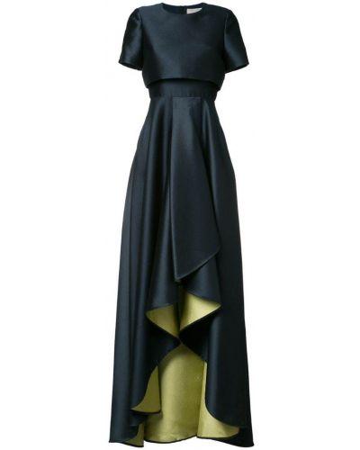 Вечернее платье с драпировкой Jason Wu