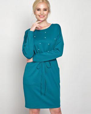 Платье с поясом с бисером платье-сарафан Jetty