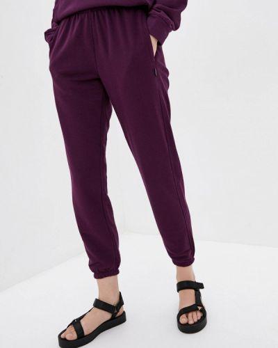 Спортивные брюки для фитнеса - фиолетовые Go Fitness