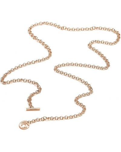Różowy złoty łańcuch ze złota Mattioli