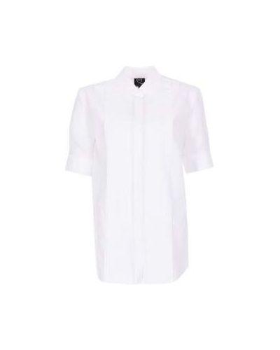 Рубашка деловая хлопковая Mcq