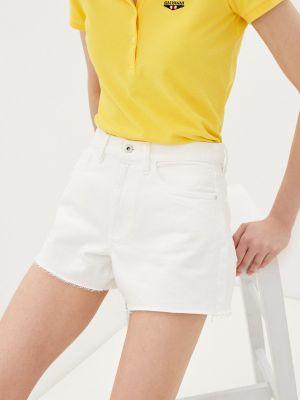 Белые джинсовые шорты Ovs