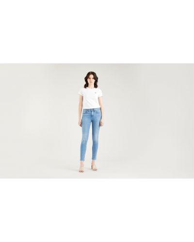 Джинсовые зауженные джинсы Levi's®